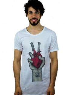 Revolutionary Heart long T-shirt