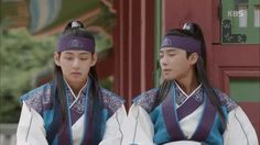 Taehyung ❤ Sunwoo: I will walk with you~ Goodbye Hansung~ Hwarang Episode 18~ #BTS #방탄소년단