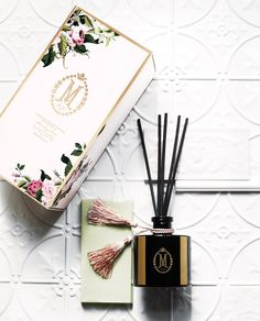 MOR Apothecary | Marshmallow | Reed Diffuser | Home Fragrance