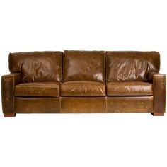 Danford Leather Sofa - Sofas - Furnituregood for kitchen