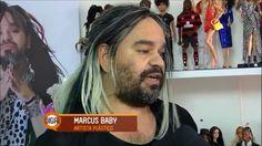 A jornalista Nara Rodrigues entrevista o artista plástico Marcus Baby para o Programa Digaí (Intert TV, afiliada Rede Globo no Rio Grande do Norte) exibido em 18/04/2015, Direção Daniel Rizzi. Mais sobre Marcus Baby: www.marcusbaby.com