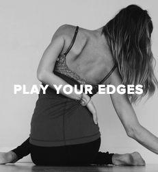 A yogic perspective on keeping your balance. On and off the mat.  #inspireyoga #asana #namaste #yoga #yogapose