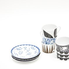 New Procelain Line from Elisabeth Dunker and Anna Backlund for Rym