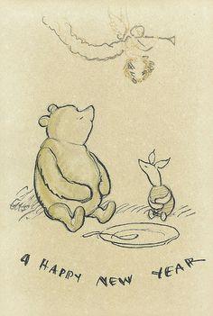 pooh + piglet...