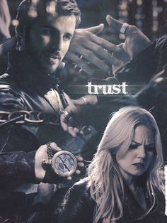 If you think about it, Emma didn't trust Hook that much, but he always kept his word no matter what.