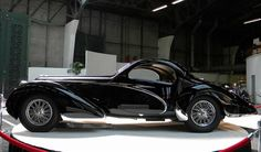 1938 Talbot-Lago T150-C Speciale Teardrop Coupe
