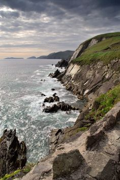 Dingle and the Ring of Kerry, co. Kerry, Ireland... walk in the footsteps of my Sullivan ancestors.