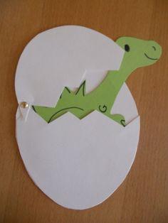 Einladung Dinogeburtstag