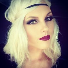 _sassafrass's Instagram photos | Pinsta.me :   Hair <3 Makeup <3 Girl is just plain gorgeous!