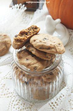 Ciasteczka dyniowe – Najlepsze Smakołyki Peanut Butter, Muffin, Cookies, Breakfast, Desserts, Food, Crack Crackers, Morning Coffee, Tailgate Desserts