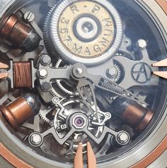 Artya - Son of a Gun Russian Roulette Glasnost watch