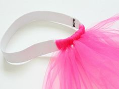 How To Make a Classic Tulle Tutu : Home Improvement : DIY Network