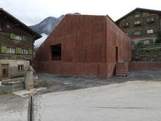 Atelier Bardill / Valerio Olgiati | ArchDaily