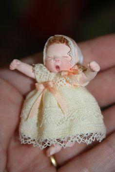 Pathy's Dolls: Petit bébé fille