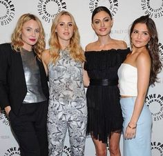The Originals Cast at Paleyfest 3/22/14