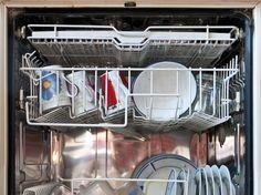 Spülmaschine mit Hausmitteln reinigen - so geht's | LECKER