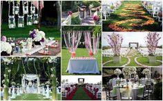 outdoor wedding decoration ideas Outdoor Wedding Decorations Ideas