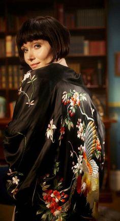 Eddie Davis in Miss Fisher's Murder Mysteries. Costume Designer: Marion Boyce.