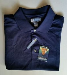Jos. A. Bank Leadbetter Golf Polo Shirt Size XL Navy Blue... https://www.amazon.com/dp/B01M1JHXNQ/ref=cm_sw_r_pi_dp_x_oo8-xb2QZ7REC