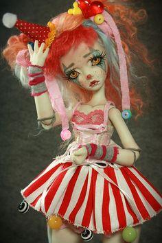 BJD Ball Jointed Porcelain Dolls by Forgotten Hearts . Aidamaris Roman  Gamalier Bravo