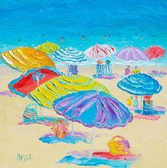 Destin Beach, Florida #beachart #beachpainting #beachdecor