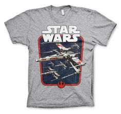 Star Wars - Red Squadron T-Shirt
