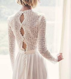 wedding inspiration,crochet wedding dress,wedding gown,long sleeve wedding dress,boho wedding dresses,boho wedding