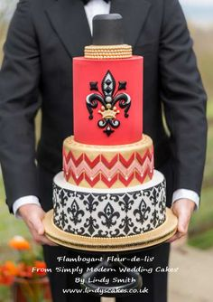 wedding cakes by marelous molds - Google Search