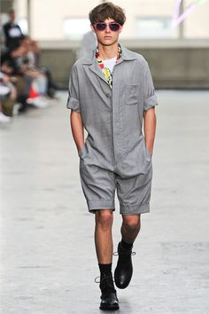 Sfilata Topman Design Milano Moda Uomo Primavera Estate 2013 - Vogue