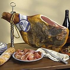Jamon Serrano… food of the gods