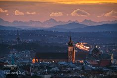 Tatry z Krakowa - zobacz niesamowite (i prawdziwe!) zdjęcia