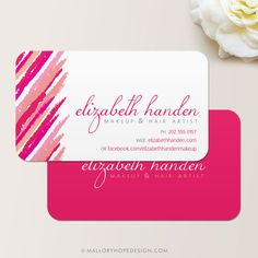 Download this babysitter business card template and other free makeup artist lipstick business card by malloryhopedesign accmission Choice Image