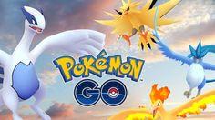 Pokémon Go : les légendaires sont là !