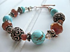 inspiration piece,w/ turquoise color.
