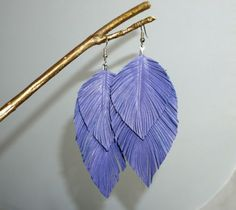 GENUINE-LEATHER-FEATHER-EARRINGS-