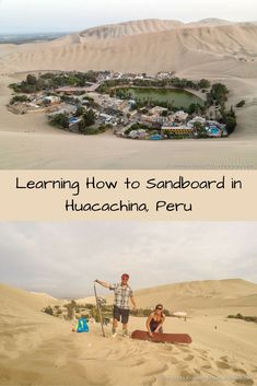 travelyesplease.com | Learning How to Sandboard in Huacachina, Peru (Blog Post)