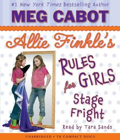 Allie Finkle's Rules for Girls Book 4: Stage Fright - Audio