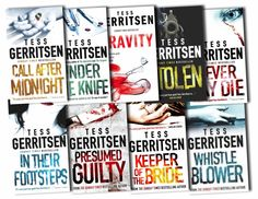 Tess Gerritsen - Her books are fantastic.
