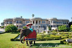 Pasadena Princess Mansion  –1288 South Oakland Avenue Pasadena, CA