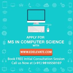 Ms In Computer Science, Ms In Us, How To Apply, Books, Libros, Book, Book Illustrations, Libri
