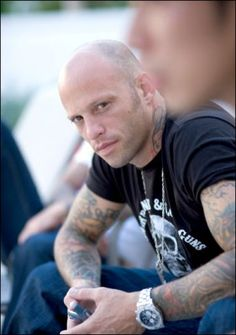 Ami James: Not really my type, but I am insanely drawn to the man.