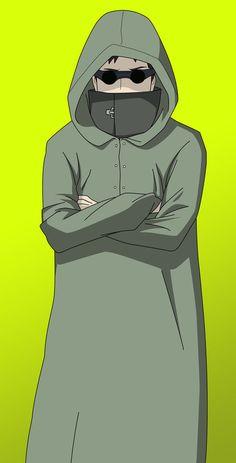 Shino by TaJ92.deviantart.com on @DeviantArt Anime Muslimah, Naruto Shippuden, Boruto, Mosque, Niqab, Islamic, Character Design, Fanart, Wall