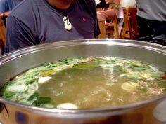 Healthy Herb Broth @ Sweet Home Cafe, Honolulu, Hawaii