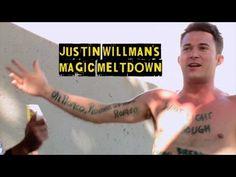 MAGIC GOES TO COLLEGE - Justin Willman's Magic Meltdown