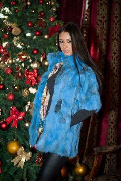 haina blana naturala iepure www.blana-naturala.ro Fur Coat, Jackets, Fashion, Down Jackets, Moda, Fur Coats, Fasion, Suit Jackets, Cropped Jackets