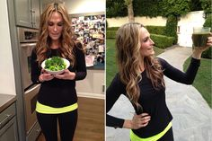 Drink Your Greens: My Go-To Green Juice Detox Recipe | Molly Sims- www.all-about-juicing.com