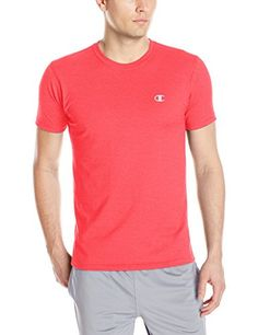 Champion vapor technology with x-temp technology intelligently responds to changes in your environment, wicking moisture fro Amazon Online Shopping, Discount Online Shopping, Best Hiking Pants, Branded Shirts, E Commerce, Crew Neck Shirt, Athletic Outfits, Short Sleeve Tee, Champion
