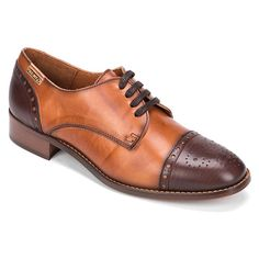 Pikolinos Brighton 7048 found at Lace Up Shoes, Me Too Shoes, Dress Shoes, Women Oxford Shoes, Shoes Women, Narrow Shoes, Boot Shop, Brogues, Comfortable Shoes