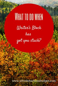 Blogging tips:Don't know what to write, maybe this will help