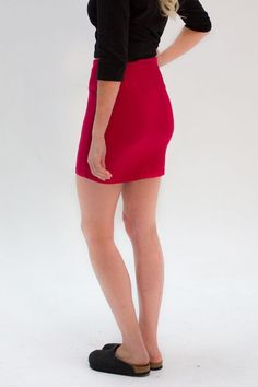 Our Mini Skirt is just the thing to get you geared up for summer. Made in Vancouver, Canada, from Hemp and Organic Cotton Summer Styles, Hemp, Vancouver, Organic Cotton, Mini Skirts, Canada, Spring, How To Make, Color